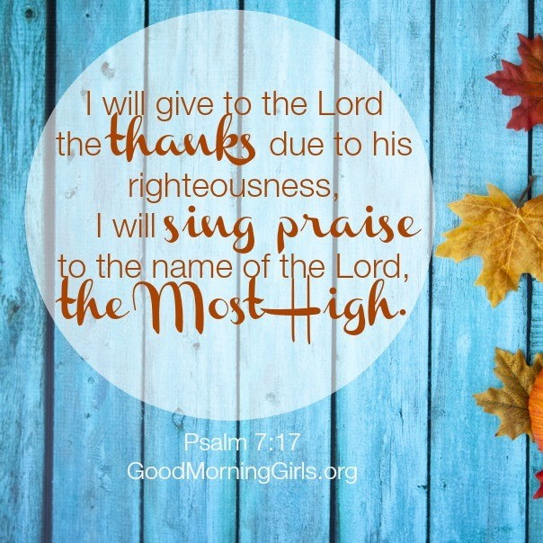 The Fight For Joy {Psalm 5}