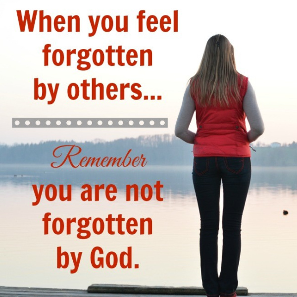 When You Feel Forgotten {Genesis 40}