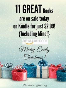 11 Great Books on Sale on Kindle – Just $2.99 each!