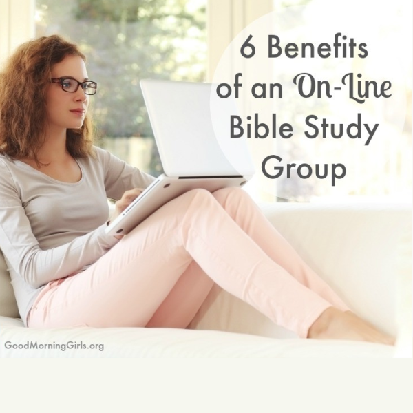6 Benefits of an On-Line Bible Study Group {Psalm 16}