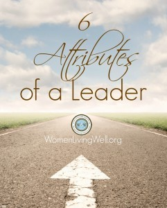 6 Attributes of a Leader