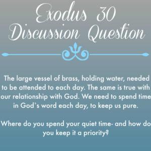 Exodus 30