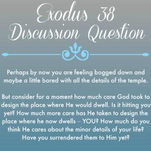 Exodus 38