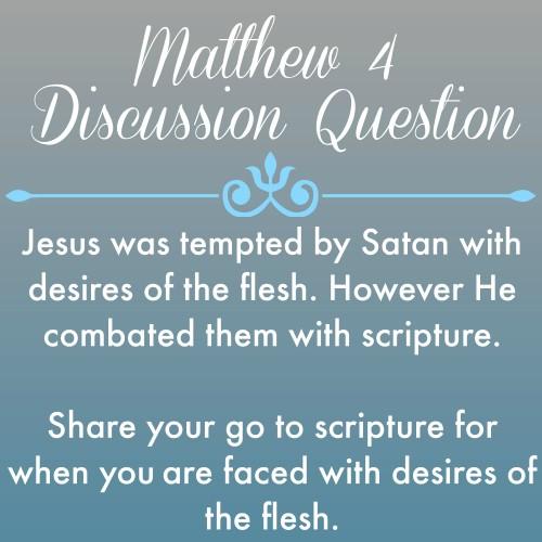 Matthew1 Matthew2 Matthew3 Matthew4 Matthew5