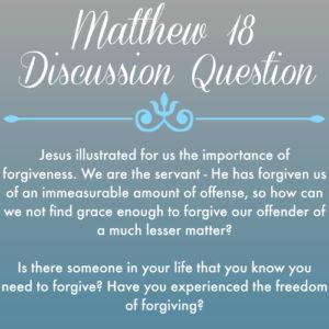 Matthew18