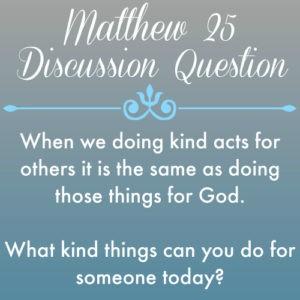 Matthew25