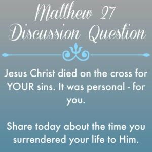 Matthew27