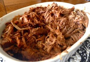 Easy {Slow Cooker} Pulled Pork