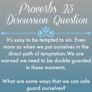 Proverbs23