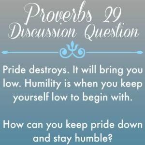 Proverbs29