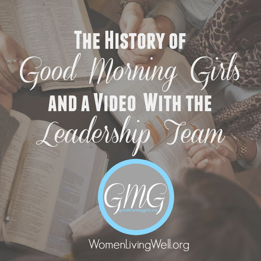 The History of GMG and a Video With the Leadership Team