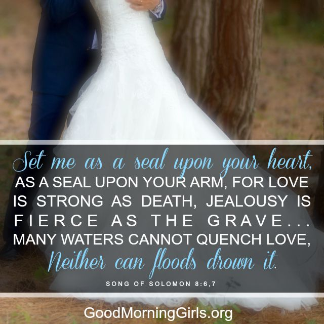 Good Morning Girls Resources {Song Of Solomon 6-8}