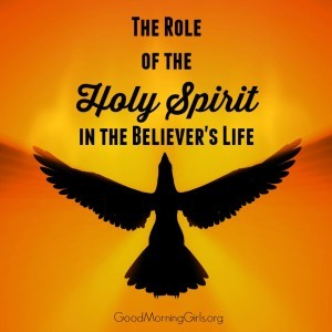 The Role of the Holy Spirit in the Believer's Life {Acts 1-5}