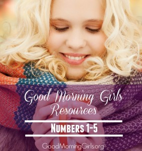 Today We Begin!  {3 Lessons, An Intro & Resources for Numbers 1-5}