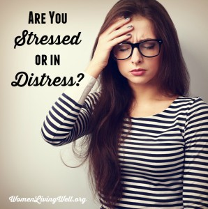 Are You Stressed or in Distress?