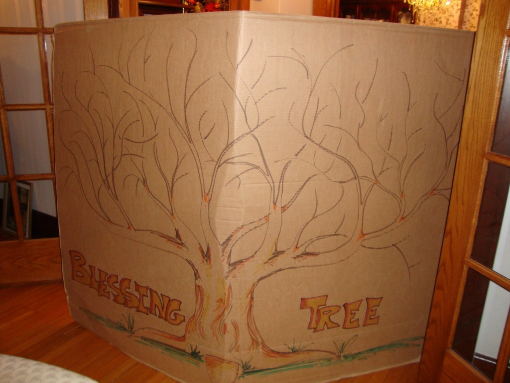 Blessing tree 1
