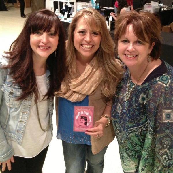 Calling All Sisters in the Hood…Motherhood!  {2 Book Giveaway of Hoodwinked}
