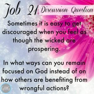 Job 21a