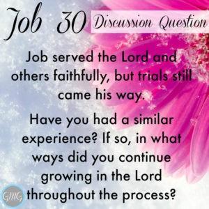 Job 30a