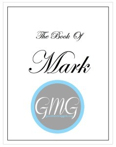 Mark Journal Cover short version