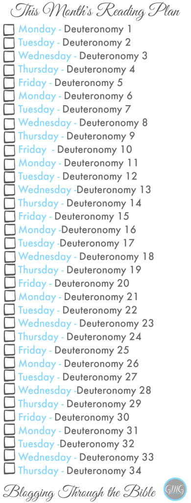DeuteronomyBookmark