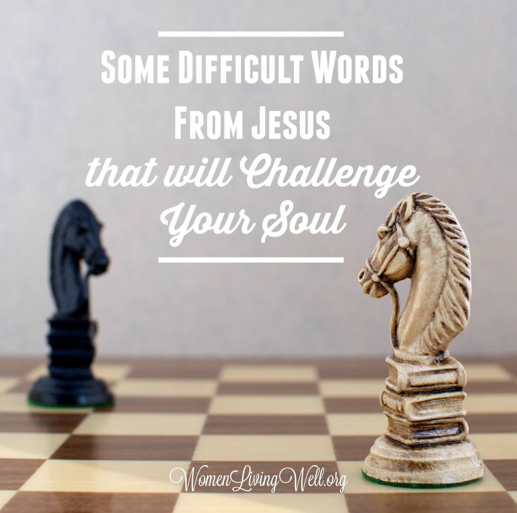 In the Book of Mark Jesus challenges us with some very difficult words that lay before us an adventure of a lifetime. Are you up to the challenge? #Biblestudy #Mark #WomensBibleStudy #GoodMorningGirls