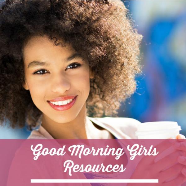 Good Morning Girls Resources {Deuteronomy 31-34}