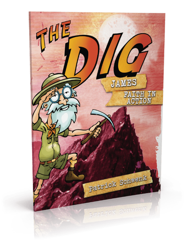 The Dig- James