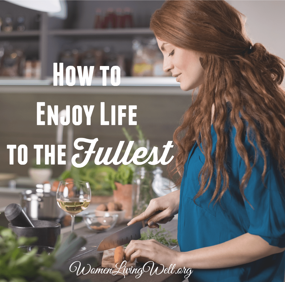 Life is full of ironies. Sometimes the bad guy wins and the good guy looses. But we can still enjoy life to the fullest, despite it all. Here's how. #Biblestudy #Ecclesiastes #WomensBibleStudy #GoodMorningGirls