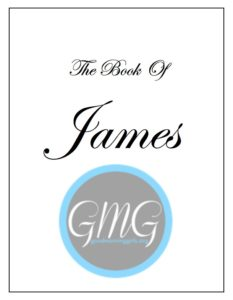 The Book of James Short Version Cover