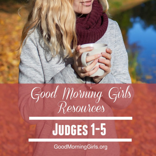 It's Time to Begin the Book of Judges {Intro & Resources for Judges 1-5)
