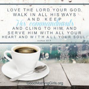 Joshua 22:5