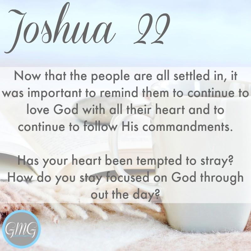 Good Morning Girls Resources Joshua 21 24 Women Living