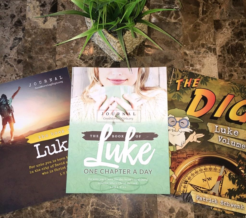 As we gear up to study the Gospel of Luke, here is a resource for your children. If you have little ones, you will love this! #Biblestudy #Luke #WomensBibleStudy #GoodMorningGirls