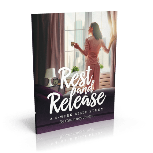 Join Women Living Well for this special Rest and Release Bible study and find all of the graphics, blog posts and videos right here. #Biblestudy #RestandRelease #WomensBibleStudy #WomenLivingWell