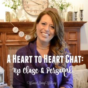 A Heart to Heart Chat: Up Close & Personal