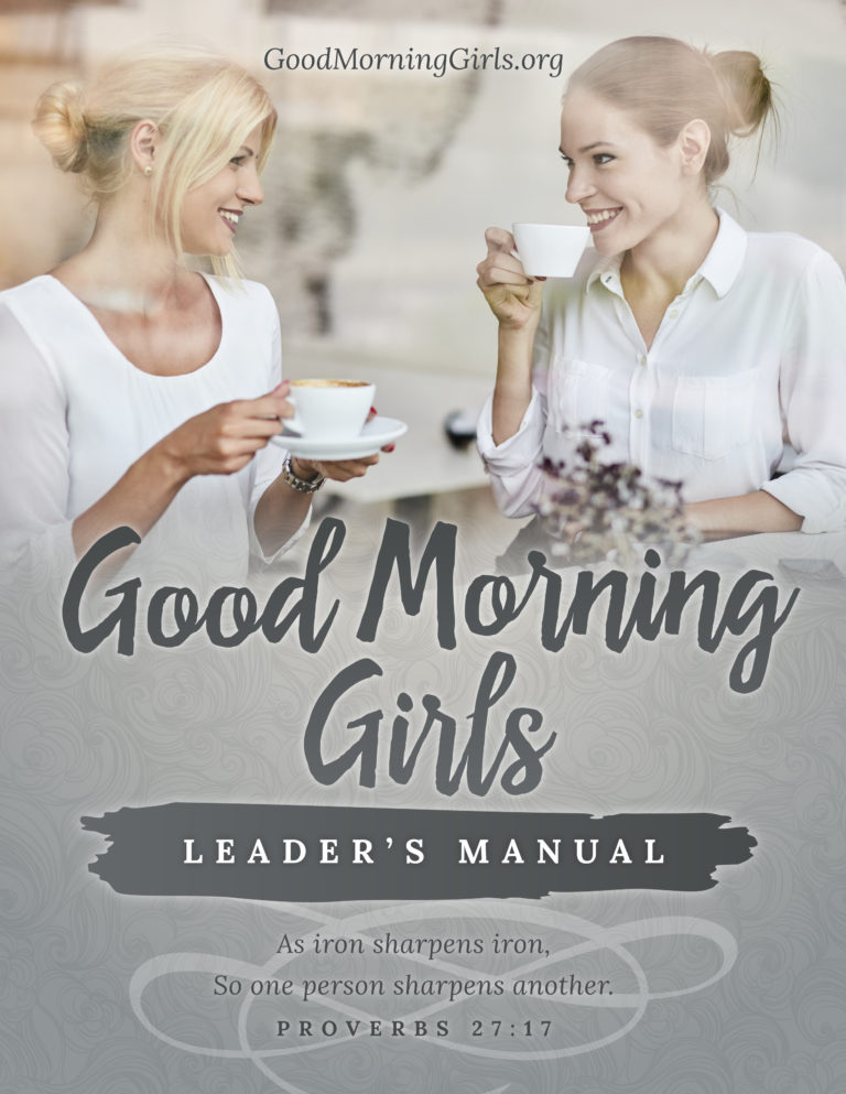 Introducing the GMG Leader's Manual and a Change at GMG