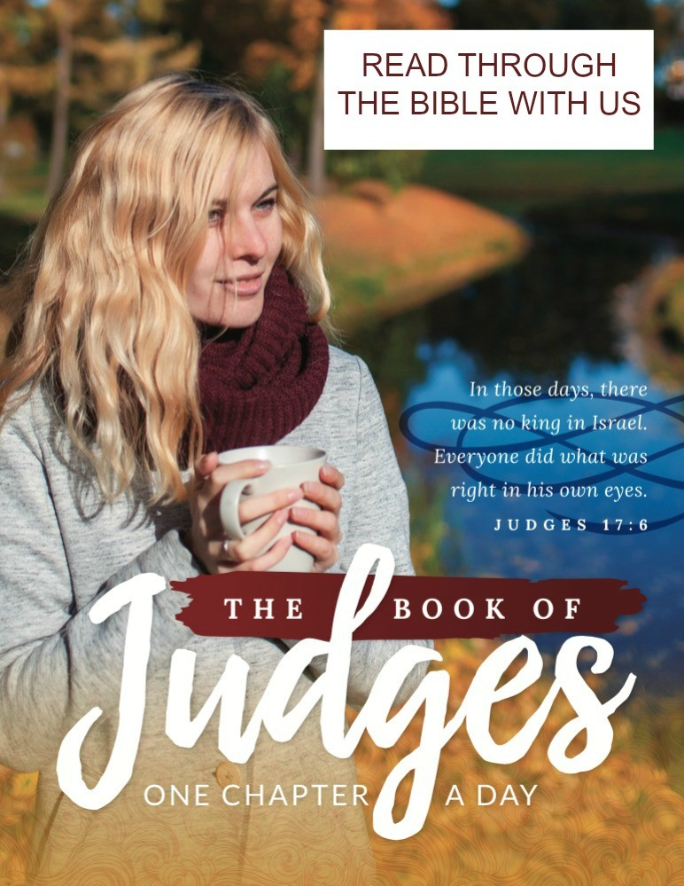 Study the book of Judges with this free online Bible study from Good Morning Girls' and find all of the graphics, blog posts and videos right here! #Biblestudy #Judges #WomensBibleStudy #GoodMorningGirls