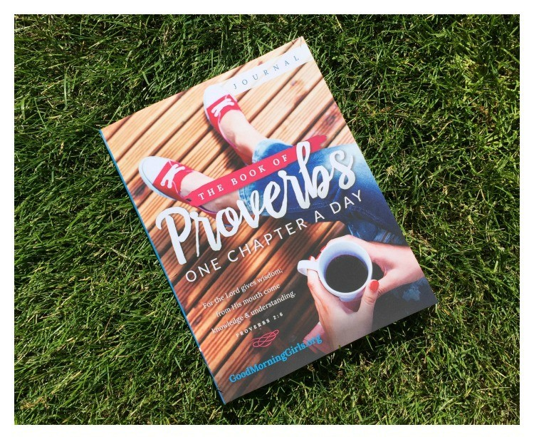 Join Good Morning Girls as we read through the Bible cover to cover one chapter a day. Here are the resources you need to study the book of Proverbs #Biblestudy #Proverbs #WomensBibleStudy #GoodMorningGirls