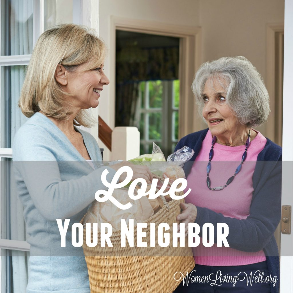 It is very easy to talk about loving others as we love ourselves, but so hard to do. Here is why learning to love your neighbor is a hard lesson. #Biblestudy #Romans #WomensBibleStudy #GoodMorningGirls