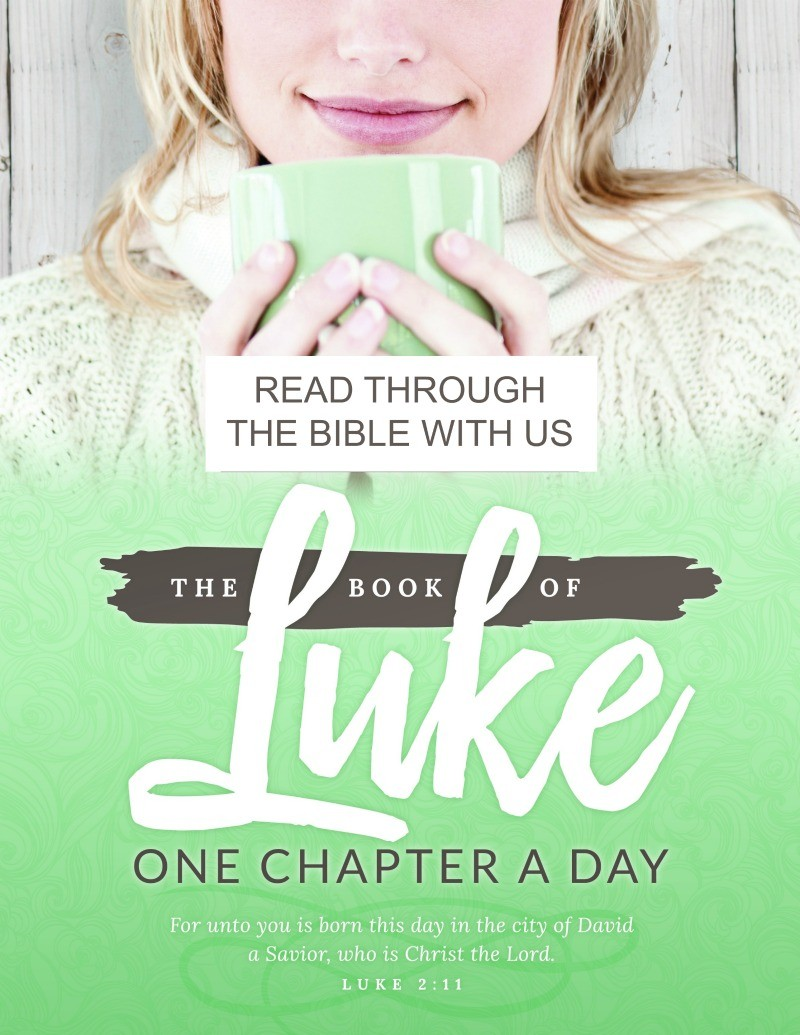 Study the book of Luke with this free online Bible study from Good Morning Girls' and find all of the graphics, blog posts and videos right here! #Biblestudy #Luke #WomensBibleStudy #GoodMorningGirls