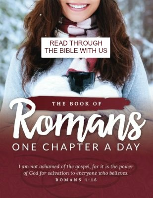 Study the book of Romans with this free online Bible study from Good Morning Girls' and find all of the graphics, blog posts and videos right here! #Biblestudy #Romans #WomensBibleStudy #GoodMorningGirls