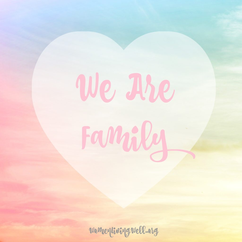 Take a peek into one way Women Living Well Ministries helps to support our brothers and sisters in the Ukraine; because we are family. #WomenLivingWell #family #bodyofChrist