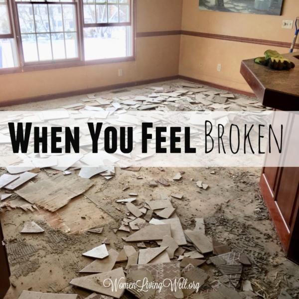 When You Feel Broken