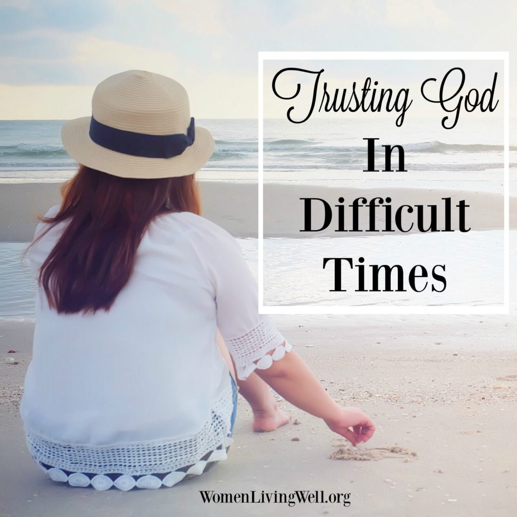 In difficult times we're tempted to trust in things like our bank account or experts. In the Psalms, David tells us why we sould be trusting God instead. #Biblestudy #Psalms #WomensBibleStudy #GoodMorningGirls