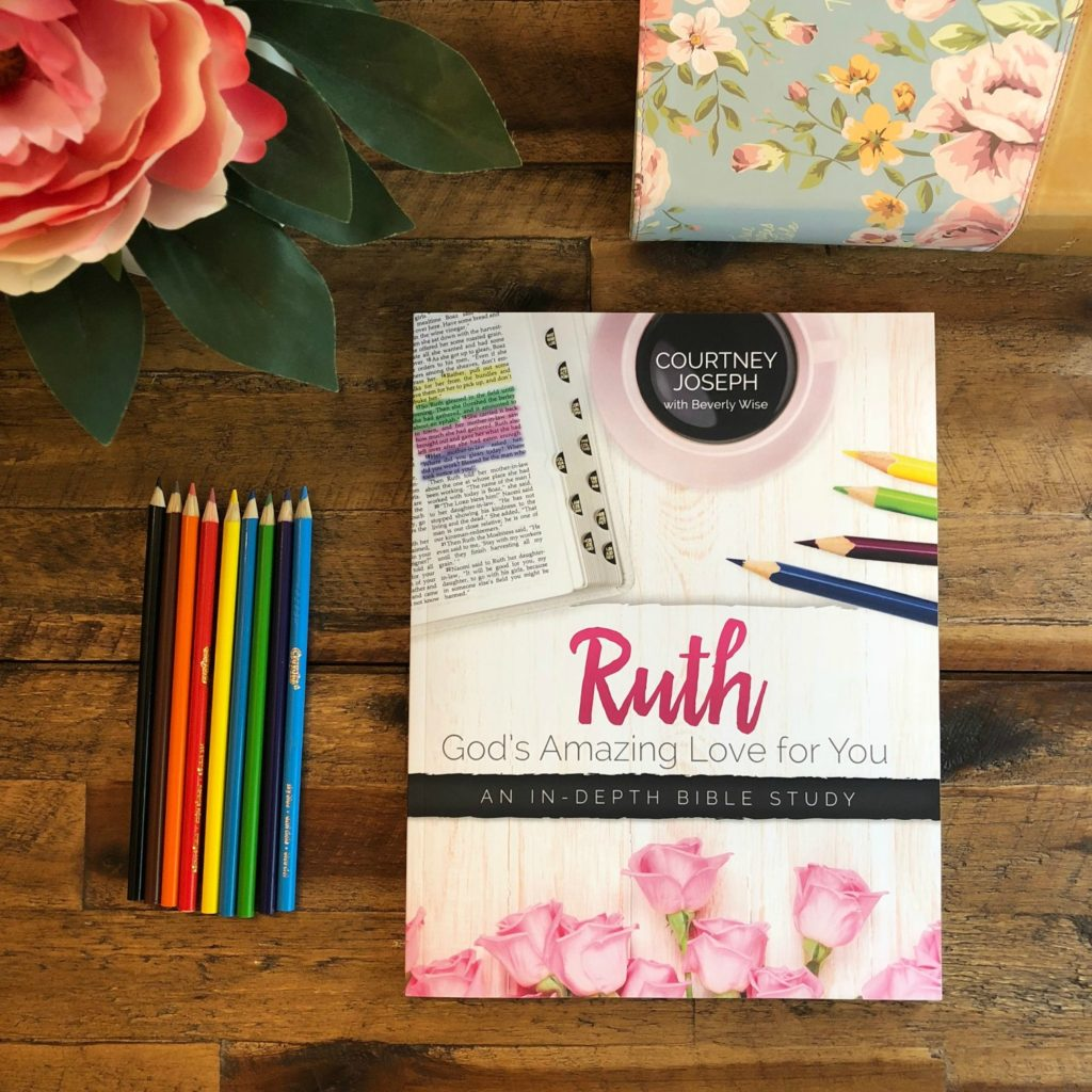 Join Good Morning Girls as we read through the Bible cover to cover one chapter a day. Here are the resources you need to study the book of Ruth. #Biblestudy #Ruth #WomensBibleStudy #GoodMorningGirls