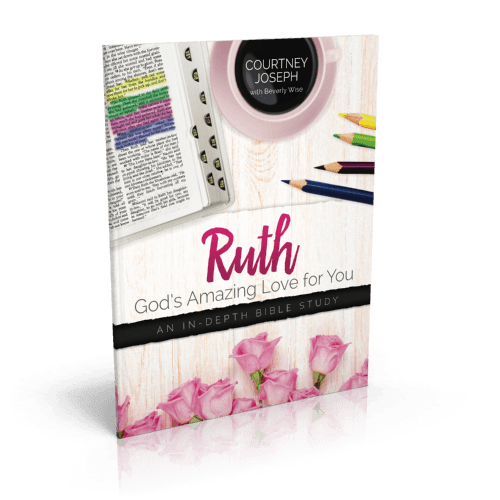 Good Morning Girls Resources for the Book of Ruth - Women