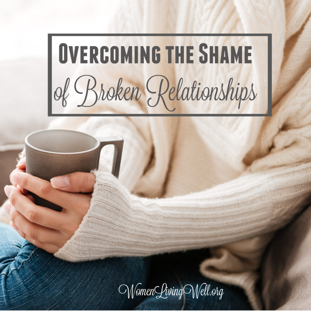 How do we respond to the pain and shame of broken relationships? We don't have to stay there; we can overcome the shame of broken relationships. Biblestudy #John #WomensBibleStudy #GoodMorningGirls