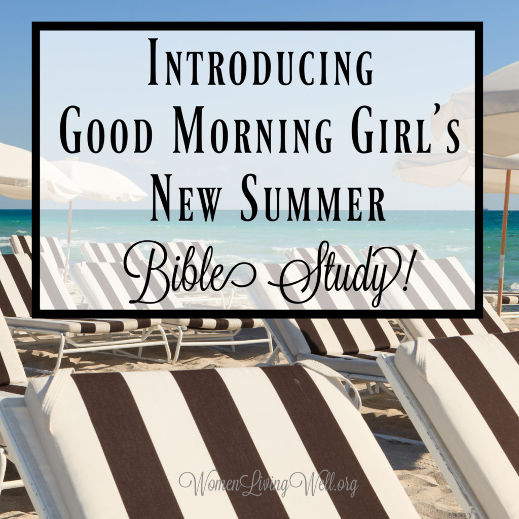 Join Good Morning Girls as we read through the Bible cover to cover one chapter a day. Here are the details you need to study the Psalms 51-100. #Biblestudy #psalms #WomensBibleStudy #GoodMorningGirls