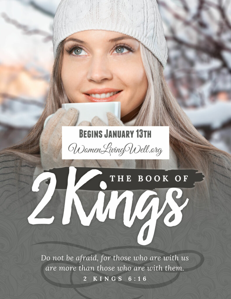 Study 2 Kings with this free online Bible study from Good Morning Girls' and find all of the graphics, blog posts and videos right here! #Biblestudy #2Kings #WomensBibleStudy #GoodMorningGirls